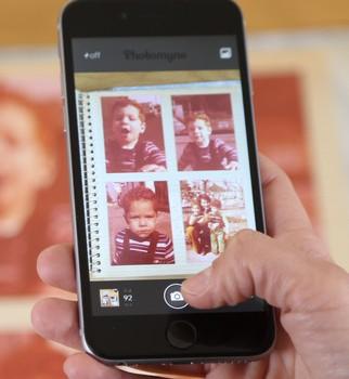 Photomyne Ekran Görüntüleri - 1