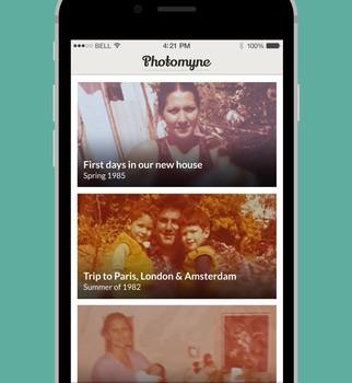 Photomyne Ekran Görüntüleri - 3