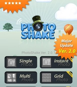 PhotoShake! Ekran Görüntüleri - 4