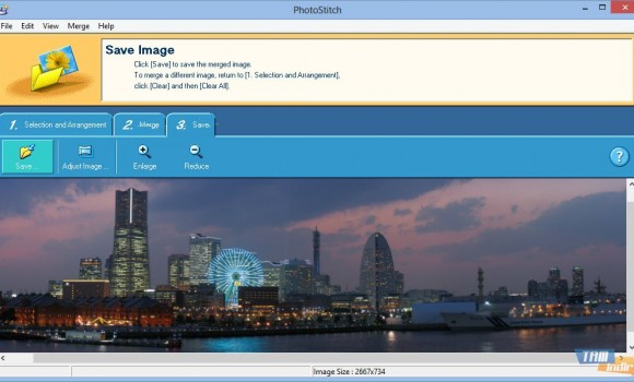PhotoStitch Ekran Görüntüleri - 3