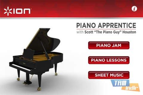 Piano Apprentice Ekran Görüntüleri - 3