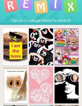 Pic Collage Ekran Görüntüleri - 1