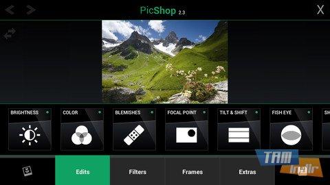 PicShop Lite Ekran Görüntüleri - 1