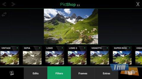 PicShop Lite Ekran Görüntüleri - 5