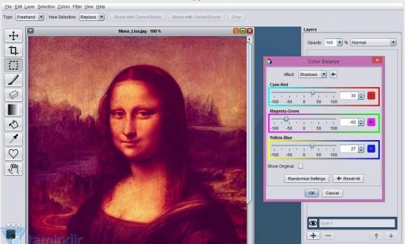 Pixelitor Ekran Görüntüleri - 3