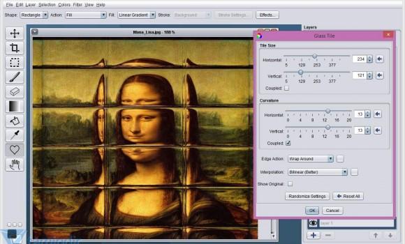Pixelitor Ekran Görüntüleri - 1