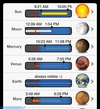 Planets Ekran Görüntüleri - 2