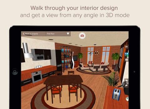 Planner 5D Ekran Görüntüleri - 3