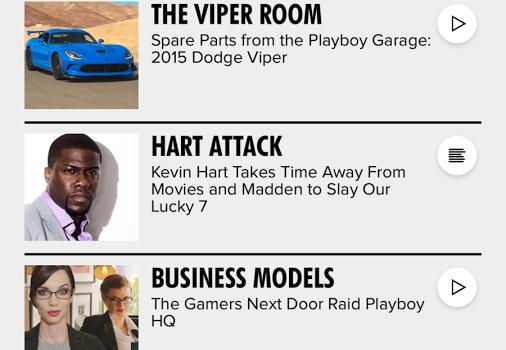 Playboy NOW Ekran Görüntüleri - 1