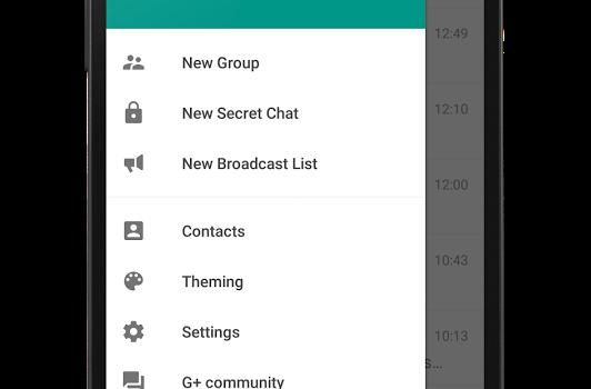 Plus Messenger Ekran Görüntüleri - 5