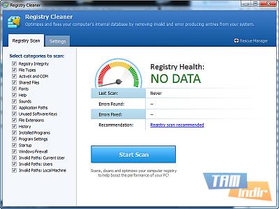 Pointstone Registry Cleaner Ekran Görüntüleri - 2
