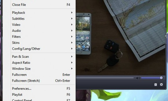 PotPlayer Ekran Görüntüleri - 2