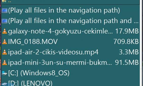 PotPlayer Ekran Görüntüleri - 5