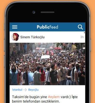 PublicFeed Ekran Görüntüleri - 3