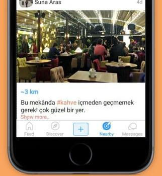 PublicFeed Ekran Görüntüleri - 4