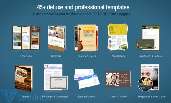 Publisher Lite Ekran Görüntüleri - 1