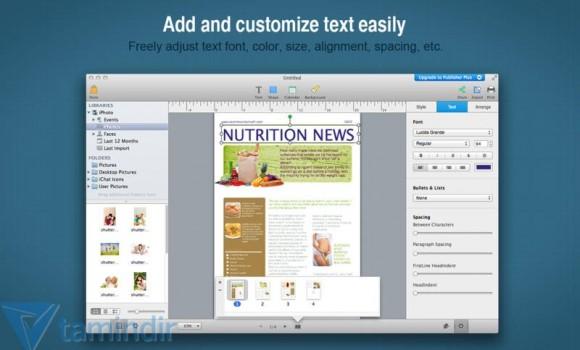 Publisher Lite Ekran Görüntüleri - 2