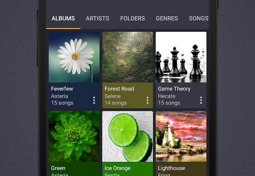 Pulsar Music Player Ekran Görüntüleri - 3