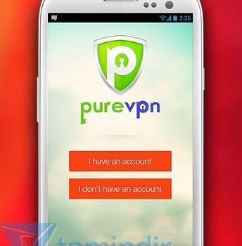 PureVPN Ekran Görüntüleri - 4