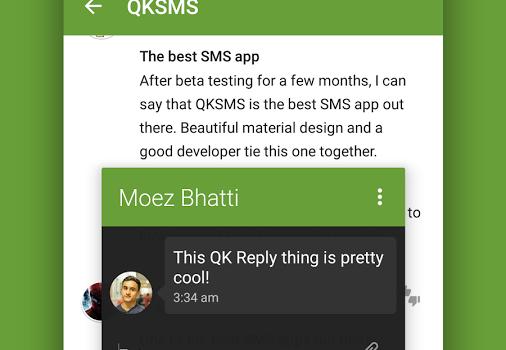 QKSMS Ekran Görüntüleri - 2