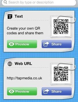 QR Reader for iPhone Ekran Görüntüleri - 3