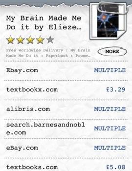 QR Reader for iPhone Ekran Görüntüleri - 4