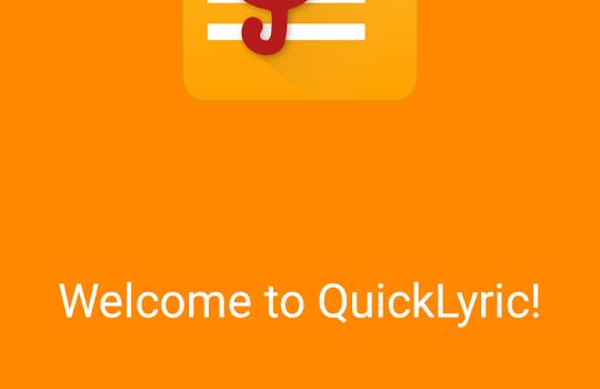 QuickLyric Ekran Görüntüleri - 5