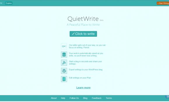 QuietWrite Ekran Görüntüleri - 3