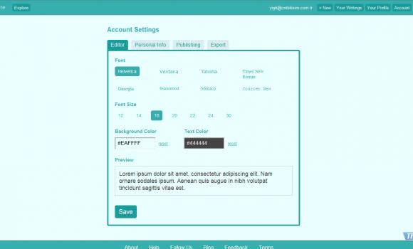 QuietWrite Ekran Görüntüleri - 1