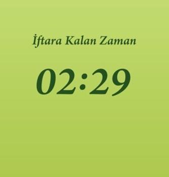 Ramazan İmsakiyesi Ekran Görüntüleri - 2