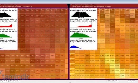 Raw Image Analyser Ekran Görüntüleri - 3