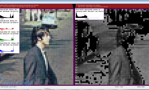 Raw Image Analyser Ekran Görüntüleri - 1