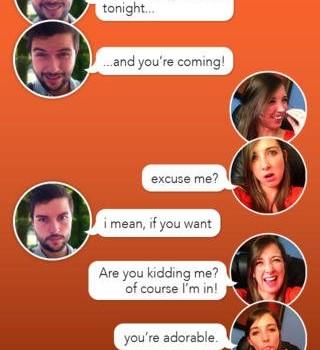 React Messenger Ekran Görüntüleri - 5