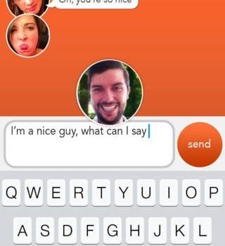 React Messenger Ekran Görüntüleri - 4