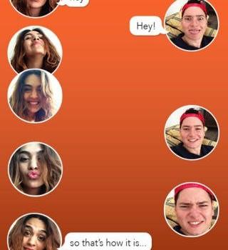 React Messenger Ekran Görüntüleri - 3