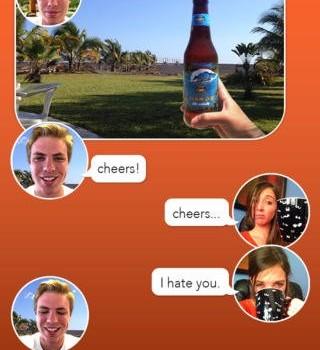React Messenger Ekran Görüntüleri - 2