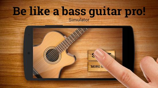 Real Bass Guitar Simulator Ekran Görüntüleri - 2