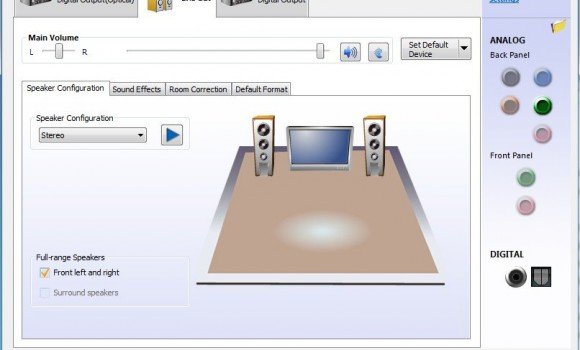 Realtek High Definition Ses Sürücücü Ekran Görüntüleri - 1
