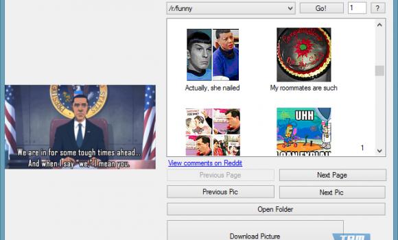 Reddit/Imgur Browser Ekran Görüntüleri - 1