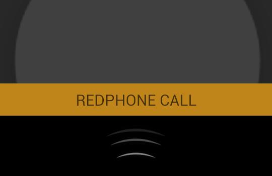 RedPhone Ekran Görüntüleri - 2