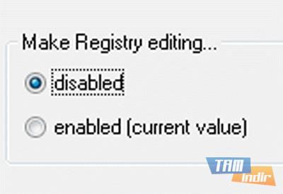 Registry Permission Tool Ekran Görüntüleri - 1