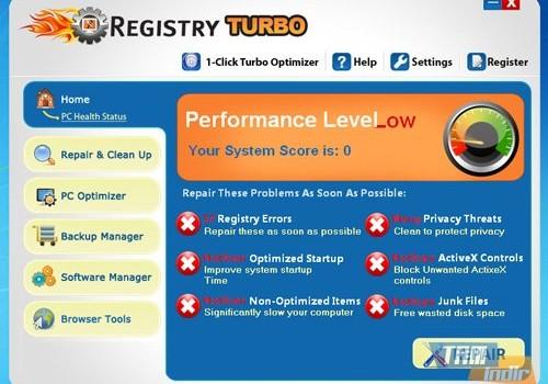 Registry Turbo Ekran Görüntüleri - 4