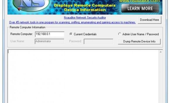 Remote Device Explorer Ekran Görüntüleri - 1