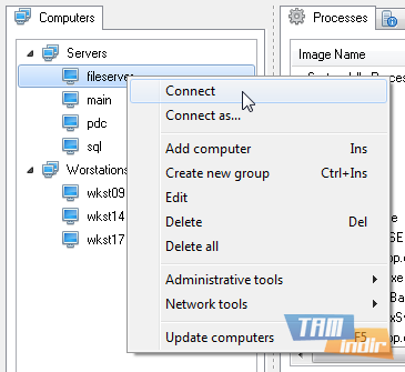 Remote Process Explorer Ekran Görüntüleri - 4