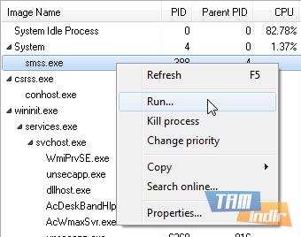 Remote Process Explorer Ekran Görüntüleri - 2