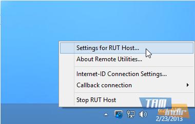 Remote Utilities Free Edition Ekran Görüntüleri - 3