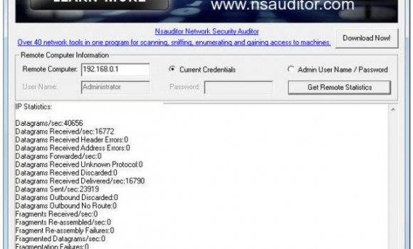 RemoteNetstat Ekran Görüntüleri - 1