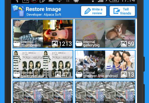 Restore Image Ekran Görüntüleri - 1