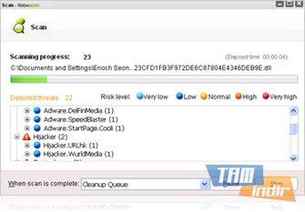 Roboscan Internet Security Free Ekran Görüntüleri - 1