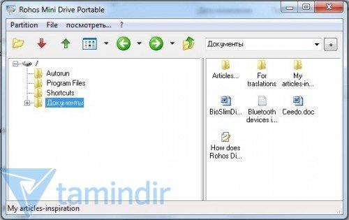 Rohos Mini Drive Ekran Görüntüleri - 4